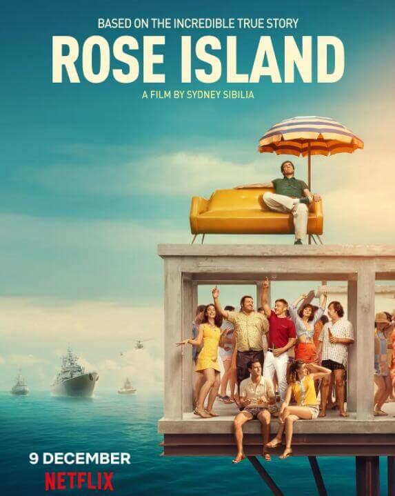 玫瑰岛的不可思议的历史